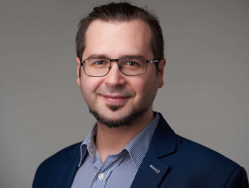 Picture of János Megyeri, Senior Agile Consultant and Scrum Master of Sprint Consulting