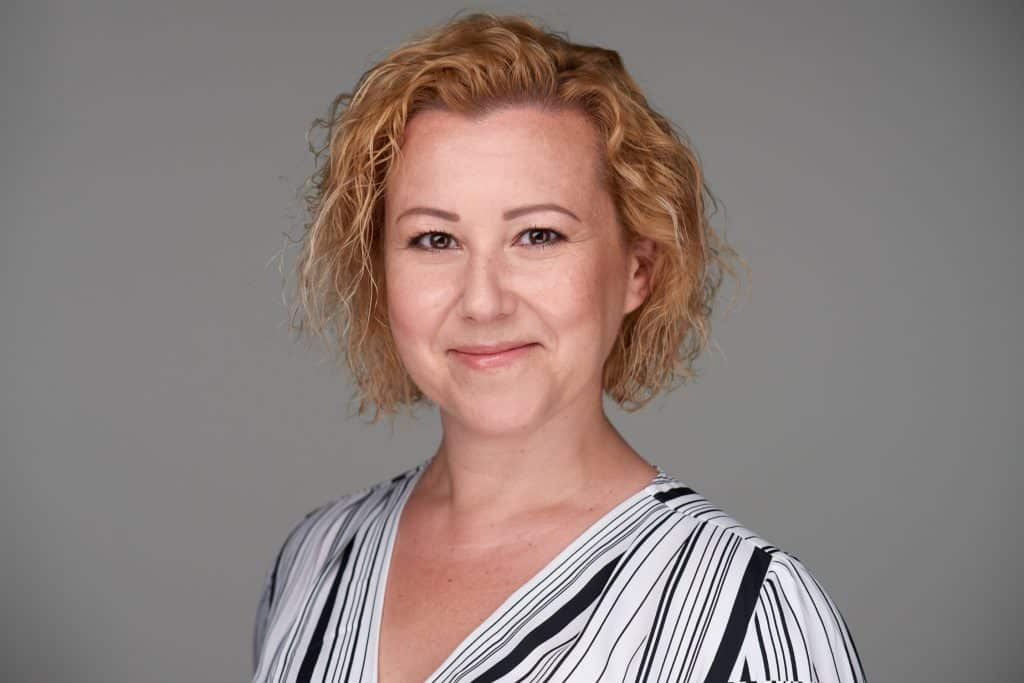 Andrea Török, Lead Agile Consultant and Transformation expert of Sprint Consulting