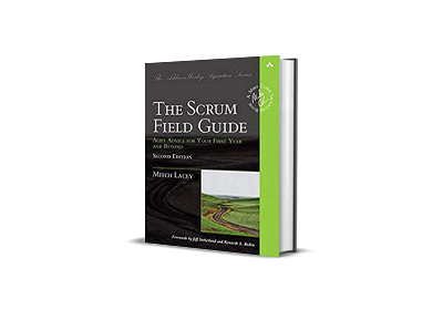 The Scrum Field Guide,<br>Mitch Lacey