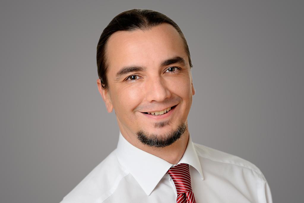Picture of György Tokovicz, Senior Agile Consultant